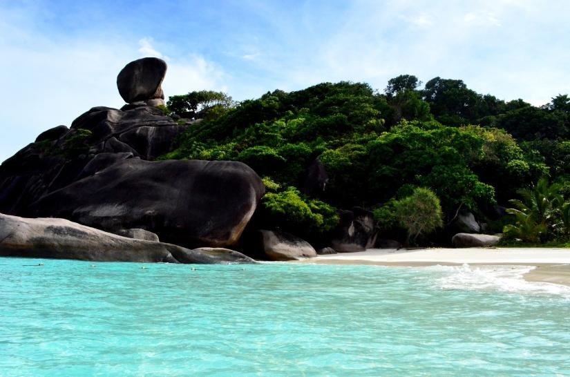 Dotarcie na miejsce – Khao Lak oraz 3-dniowe safari nurkowe z Similan Diving Safaris Cz.2